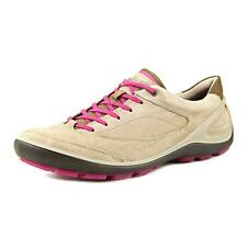 Ecco Biom Grip Bola Low Cut Lace Womens Leather Sneakers Shoes