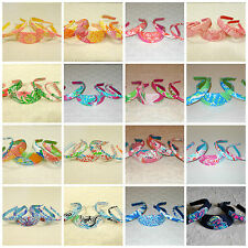 Preppy Headband with Lilly Pulitzer Fabric Many Prints in 4 Sizes