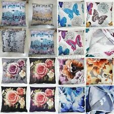 Soft Waist Throw Pillow Case Cushion Cover Bed Home Room Sofa Office Decor J97