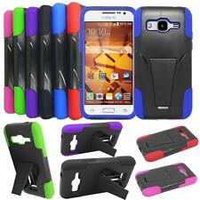 Phone Case For Samsung Galaxy Core II G355 Rugged Hard Cover Kickstand