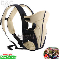 Breathable Ergonomic Adjustable Wrap Slings Newborn Infant Baby Carrier Backpack