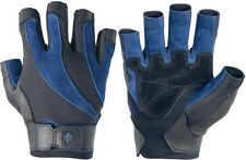 Harbinger 1345 BioFlex Weight Lifting Gloves - Blue/Black