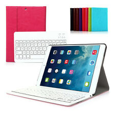 Cover Case with Stand Bluetooth Wireless Keyboard for iPad 2/3/4/Air Mini 1/2/3