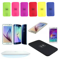 Qi Wireless Charging Pad for iPhone 5s 6 6 Plus Galaxy S4 S5 S6 Edge Note 4/5