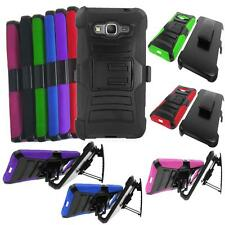 Phone Case For Straight Talk Samsung Galaxy GRAND Prime S920L LTE Holster Cover