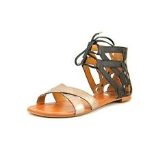 DV By Dolce Vita Fuji Leather Dress Sandals Shoes
