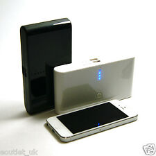 20000mAh Portable Dual USB Power Bank External Battery Pack Charger White