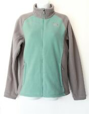 NWT The North Face Women's Zip Fleece Jacket M XL Teal Gray NEW $175