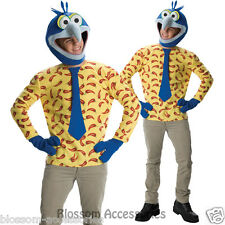 CL392 Gonzo The Muppet Adult Mens Animal Funny Fancy Dress Up Muppets Costume