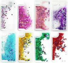 3D shiny quicksand stars Liquid Phone Case Cover For Sumsung Glalaxy For iPhone