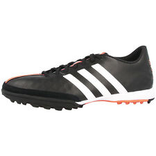 ADIDAS 11NOVA TF FOOTBALL SHOES BLACK WHITE ORANGE B39775 ADIPURE 11PRO TRX
