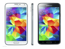 Samsung Galaxy S5 SM-G900A 4G LTE 16GB White or Black Unlocked