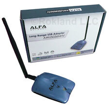 Alfa AWUS036NHV 802.11n Wi-Fi USB Adapter -Choose Your Accessories- DEAL KIT