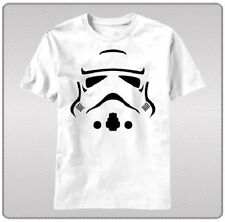 Star Wars Super Trooper White Short Sleeve Men's T-Shirt (23MS3) by Mad Engine
