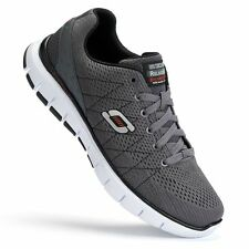 Skechers Skech-Flex Men's Running Shoe Memory Foam Relaxed Fit Gel Infused 51442