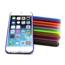 """Smooth Back Translucent Hard Plastic Protect Cover Case Skin For iPhone6 4.7"""""""