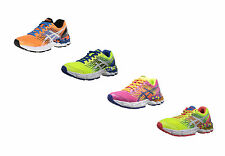 ASICS Youth / Kids GEL Nimbus 17 GS Athletic Lace Up Running Shoes, 4 Colors