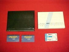 1996 CHEVROLET CAMARO NEW ORIGINAL OWNERS MANUAL SERVICE GUIDE KIT 96 CASE CHEVY