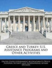 NEW Greece and Turkey by United States Govern Paperback Book (English) Free Ship
