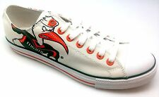Row 1 Victory Official Collegiate Mens Shoes Low Top NCAA University of Miami