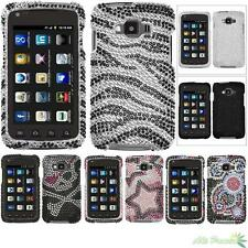Phone Protect Case Cover For SAMSUNG I847(Rugby Smart)Bling Rhinestones Diamond