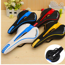 Road Mountain MTB Gel Comfort Saddle Bike Bicycle Cycling Seat Soft Cushion Pad