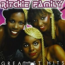 THE RITCHIE FAMILY - GREATEST HITS NEW CD