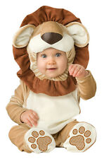 Baby Lion Outfit Cub Infant Animal Halloween Costume