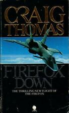 Firefox Down, Craig Thomas - Paperback Book