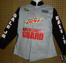 CHASE AUTHENTICS DALE JR BIG #88 WOMENS DIET MOUNTAIN DEW NATIONAL GUARD JACKET