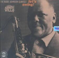 Let's Swing! [Budd Johnson] New CD