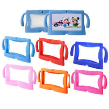 "Cute Soft Silicone Cover Case for 7"" Inch Android Kids Gilrs Boys Pad Tablet PC"