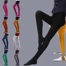 40D Womens Opaque Pantyhose Tights Stockings Socks Sexy Hosiery Plain Colours