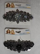 Claire's Boutique Metal Filligree Flower Hair Clip Mary-Kate and Ashley NWT