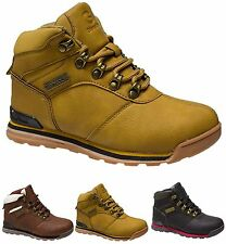 NEW BOYS GLENSDALE BOOTS HI HIGH TOP TRAINERS GIRLS SCHOOL BOOTS KIDS SHOES SIZE