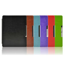 NEW Magnetic Flip Leather Stand Cover Case For kobo aura non HD 6.0 inch eReader