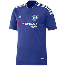 adidas Chelsea FC 2015-2016 Home Soccer Jersey Brand New Royal Blue