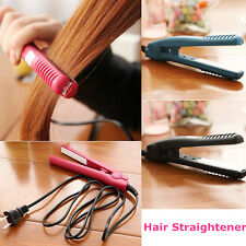 Professional Hair Straightener Ceramic Tourmaline Plates Flat Iron 35W