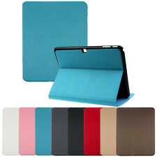 Smart PU Leather Folio Case Cover For Samsung Galaxy 10.1 Inch SM-T530 Tablet