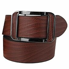New Men PU Leather Korean Vintage Style Fashion Waist Belts Waistband