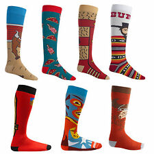 Burton Party Sock Mens-snowboard socks Ski Socks Functional Socks Knee socks