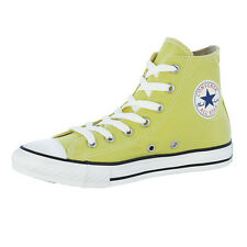 CONVERSE CHUCK TAYLOR ALL STAR HI CHILDRENS SHOES YELLOW 336812C LIGHT YELLOW