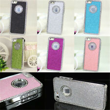 Luxury Sparkle Bling Diamond Crystal Rhinestone Hard Case Cover for iPhone 5 5S