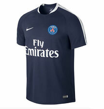 Nike Paris Saint  German PSG Elite 2015-2016 Soccer Training Jersey  Navy