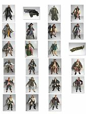 Pirates of the Caribbean Movie Toy Figures