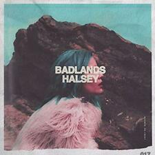 Badlands - Halsey New & Sealed CD-JEWEL CASE Free Shipping