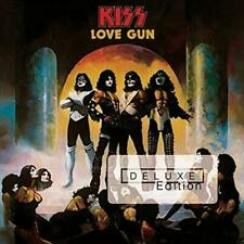 Love Gun - Kiss New & Sealed CD-JEWEL CASE Free Shipping