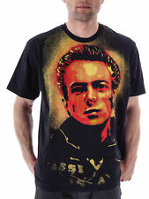 Iron Fist T-shirt Shirt T-Shirt Sandinista black imprint Crew neck short sleeve