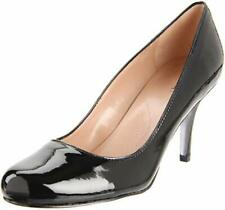 Womens Tahari James Black Patent Leather Dress Shoes High Heels Pumps Shoe Girl