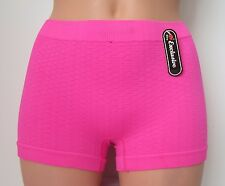 6 Lacy Exclusive Boyshorts Seamless Soft Panties Underwear One Size Fits All